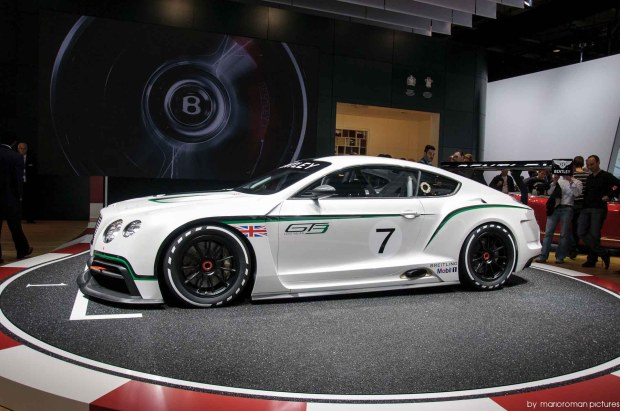 Bentley Continental GT3- Fanaticar Magazin