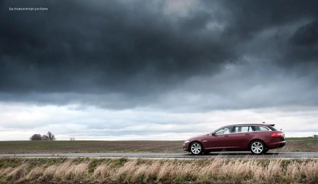 2013 Jaguar XF Sportbrake by marioroman pictures - Fanaticar Magazin