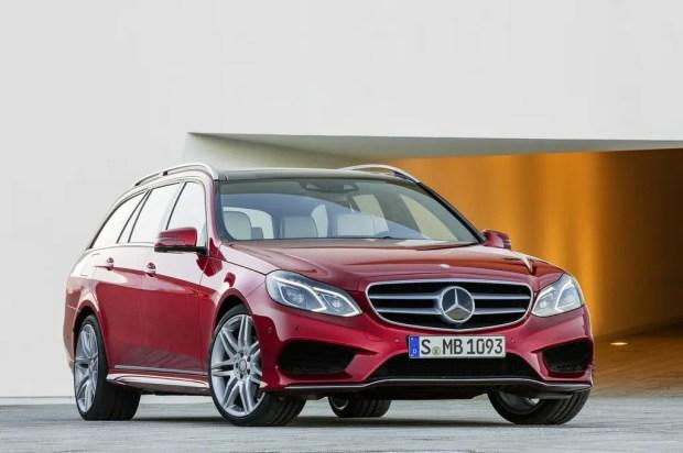 2013 Mercedes-Benz E-Klasse T-Modell - Fanaticar Magazin