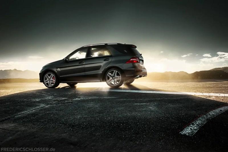 Mercedes-Benz ML63 AMG -Fanaticar Magazin
