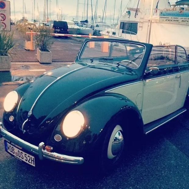Ein wunderschöner VW Käfer aus dem Jahre 1952