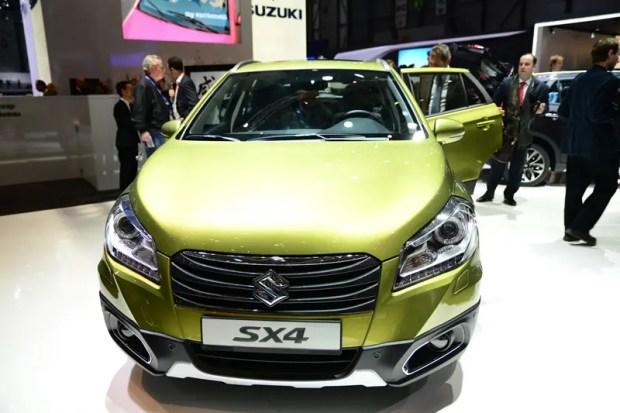 Suzuki SX4 - Fanaticar Magazin