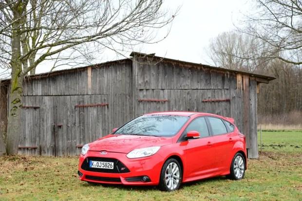 2013 Ford Focus ST - Fanaticar Magazin