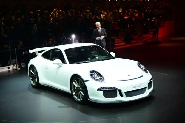 Porsche 911 GT3 (991) - Fanaticar Magazin