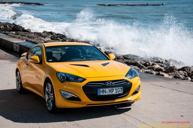 2013 Hyundai Genesis Coupé - Fanaticar Magazin