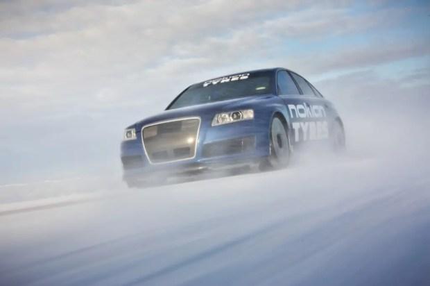 Nokian Tyres World Record - Fanaticar Magazin