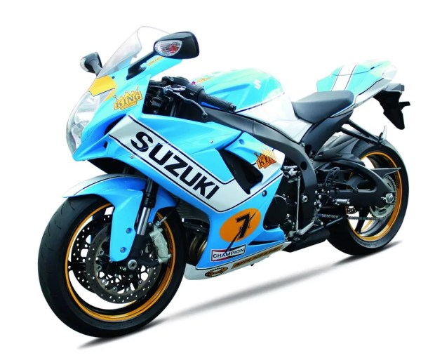 Suzuki GSX-R Edition - Fanaticar Magazin