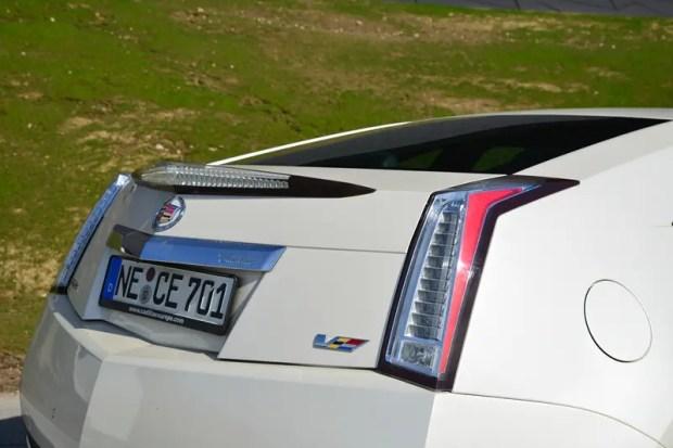2013 Cadillac CTS-V Coupé -Fanaticar Magazin