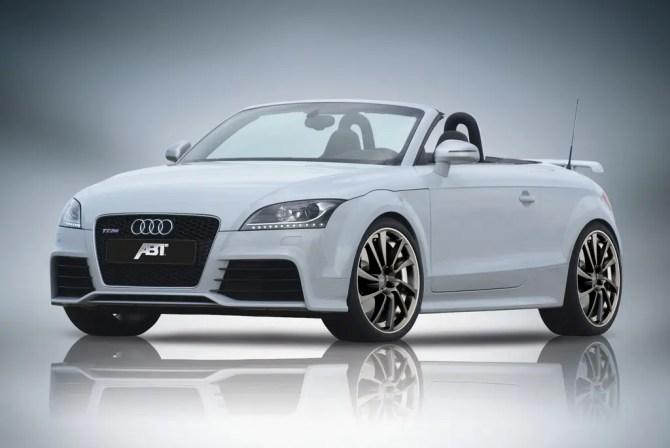 Audi ABT TTRS Roadster - Fanaticar Magazin