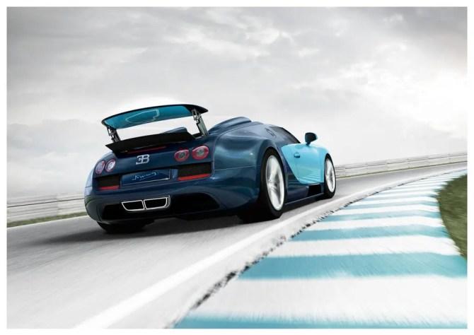Bugatti Grand Sport Vitesse Edition JP Wimille.- Fanaticar Magazin