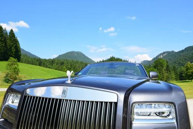 Rolls Royce Phantom Drophead Coupé - Fanaticar