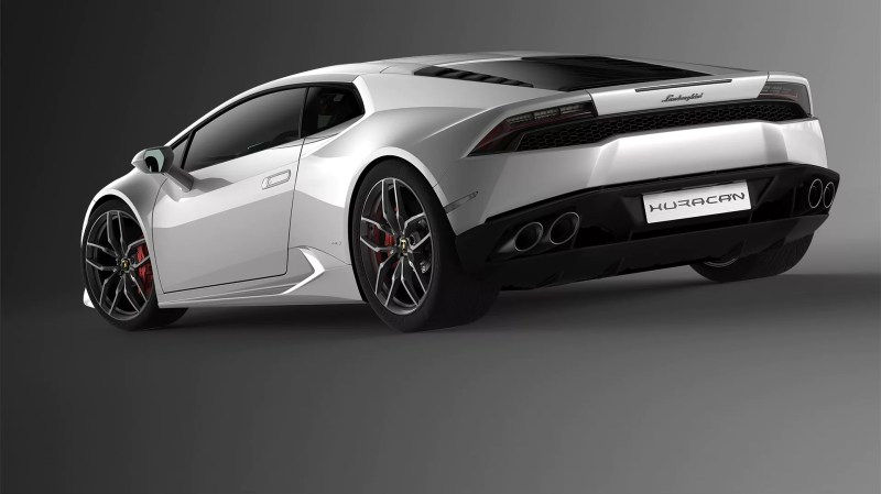 2014 Lamborghini Huracán - Fanaticar Magazin