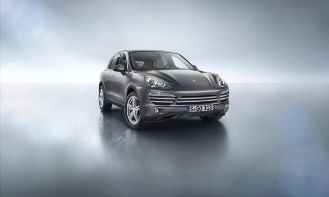 Porsche Cayenne Platinum Edition - Fanaticar
