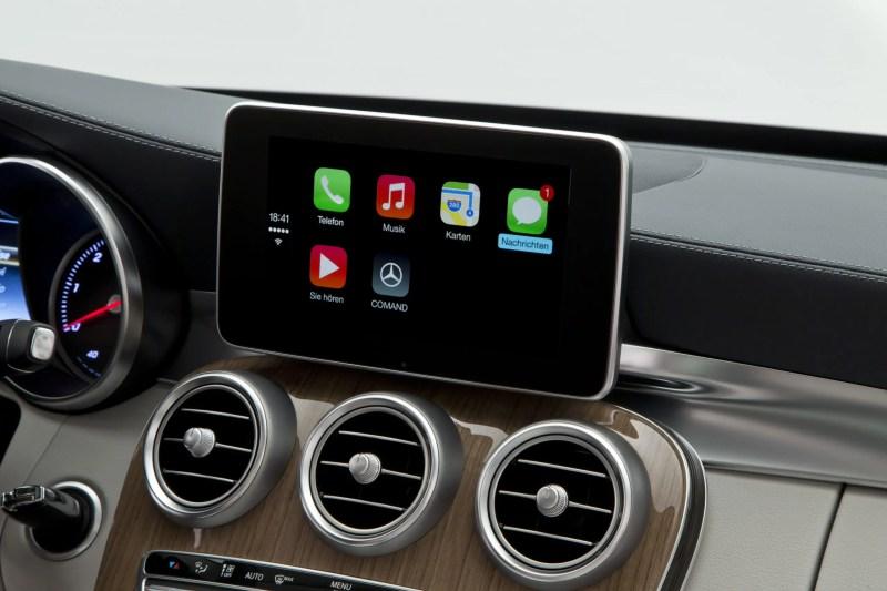 "Mercedes-Benz - Apple ""CarPlay"" - Fanaticar Magazin"
