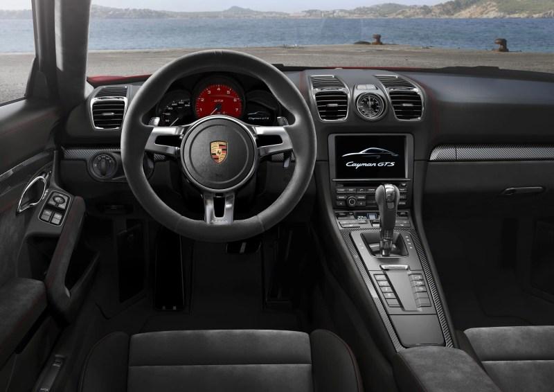 2014 Porsche Cayman GTS - Fanaticar Magazin