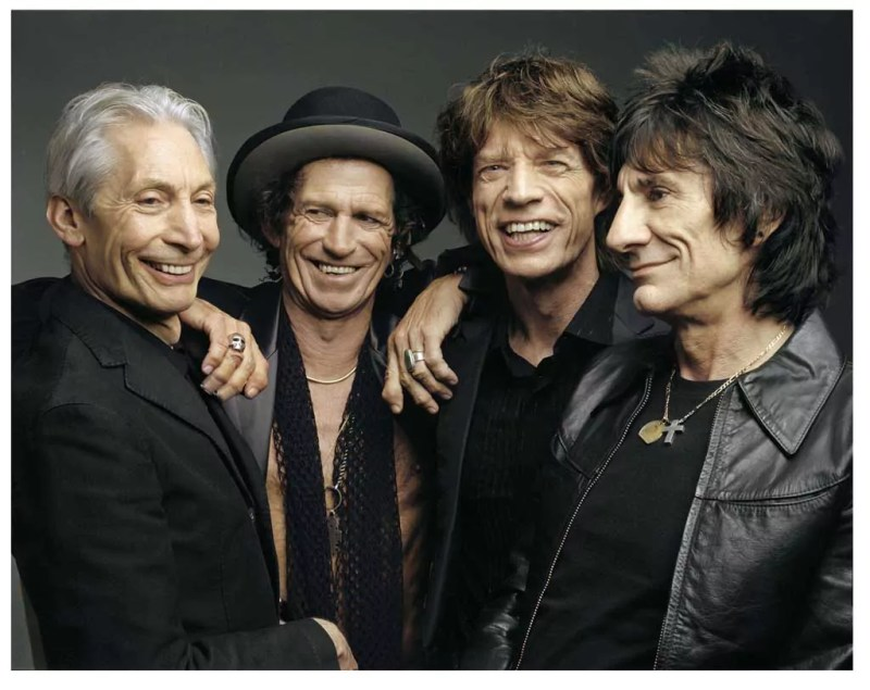 Jeep® ist Sponsor der Rolling Stones Tour `14 On Fire´