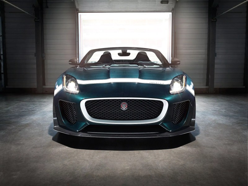 Jaguar F-Type Project 7 - Fanaticar Magazin