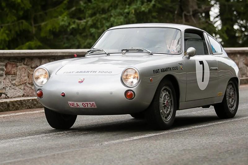 Der Fiat Abarth 1000