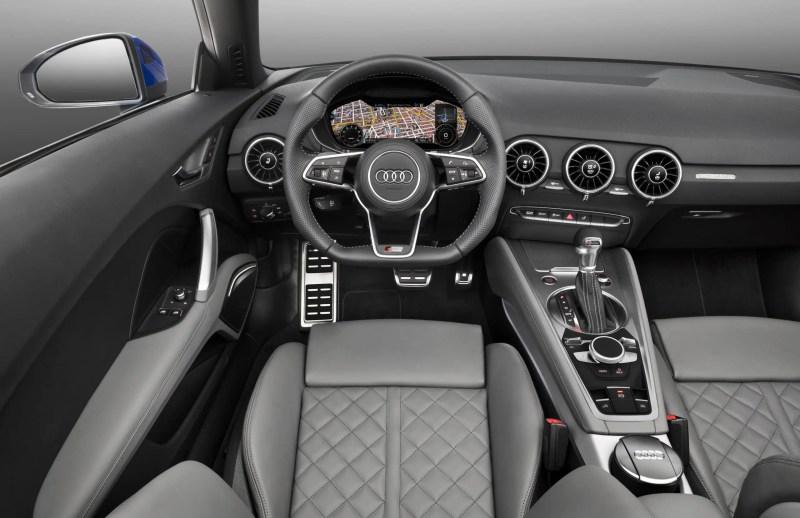 2015 Audi TT Roadster - Fanaticar Magazin