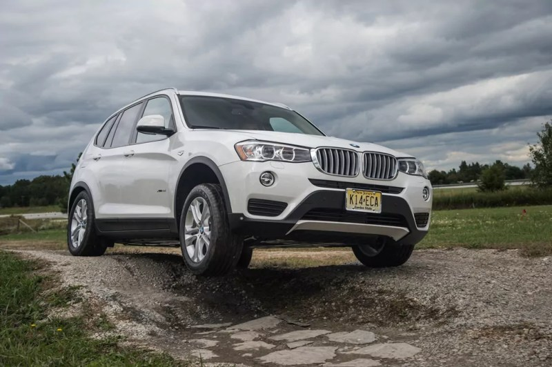 fahrbericht bmw x3 xdrive35i cruising down the highway. Black Bedroom Furniture Sets. Home Design Ideas
