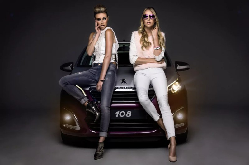 Peugeot 108 Fashion - Fanaticar Magazin