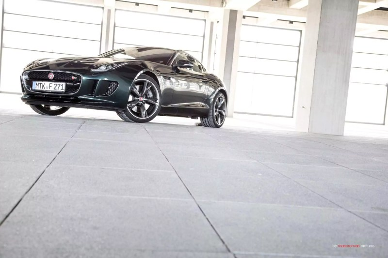 2014 Jaguar F-Type S by marioroman pictures - Fanaticar Magazin