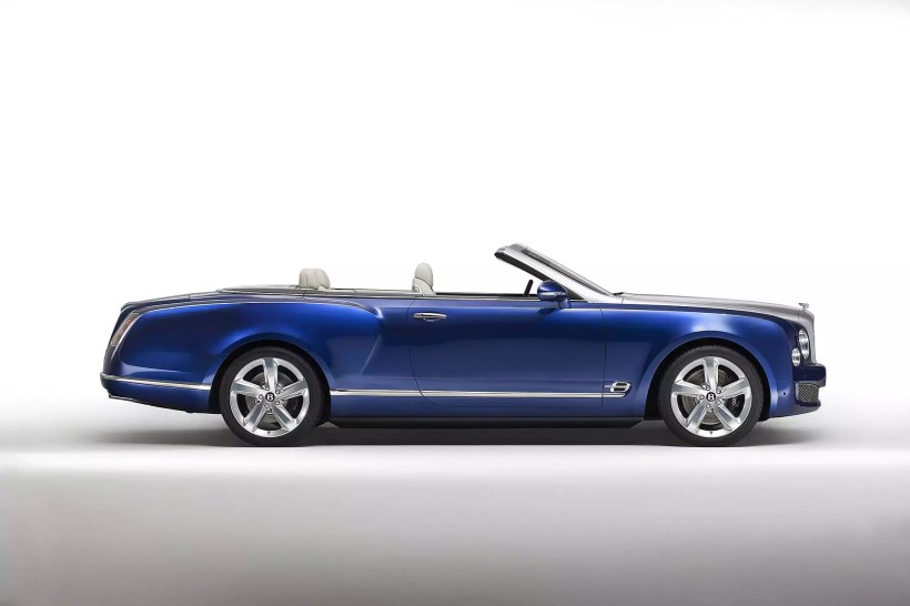 2015 Bentley Mulsanne Gran Convertible - Fanaticar Magazin