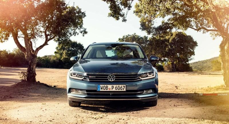 2015 VW Passat Variant 2.0 TDI 4motion SCR - Fanaticar Magazin