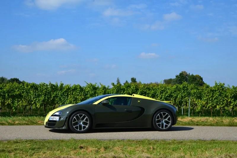 Bugatti Veyron 16.4 Grand Sport Vitesse - Fanaticar Magazin