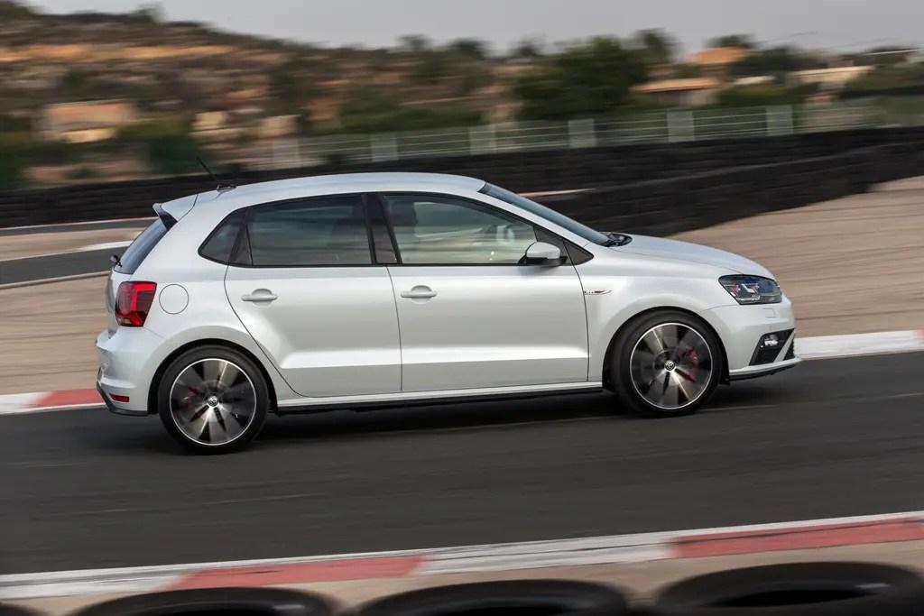 Fahrbericht: Volkswagen Polo GTI - Einfach mehr Power | Fanaticar ...