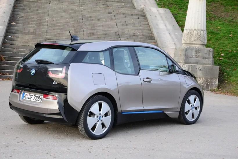 2014 BMW i3 -Fanaticar Magazin