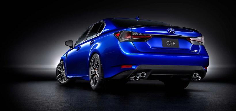 2015 Lexus GS F - Fanaticar Magazin