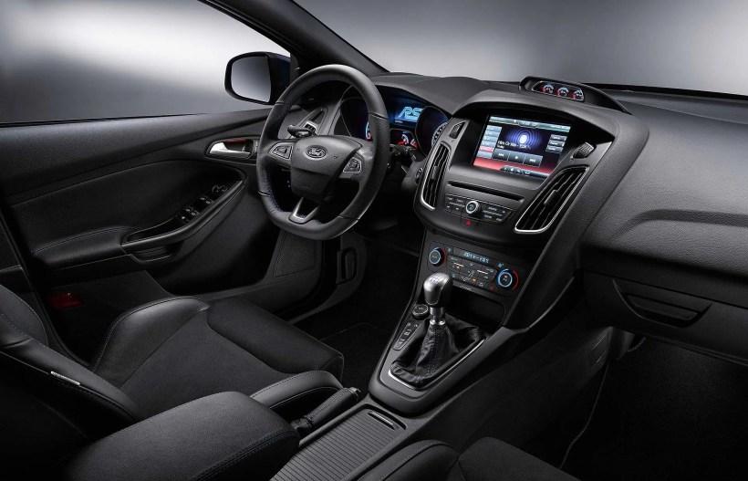 2015 Ford Focus RS - Fanaticar Magazin