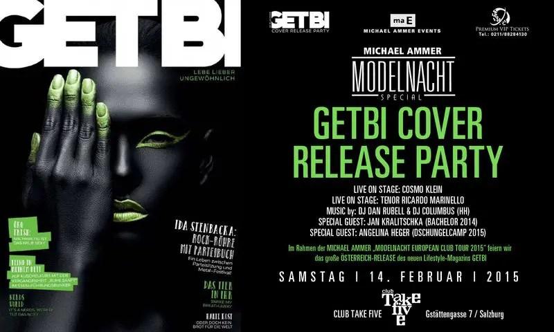 GETBI Salzburg Flyer - Fanaticar Magazin