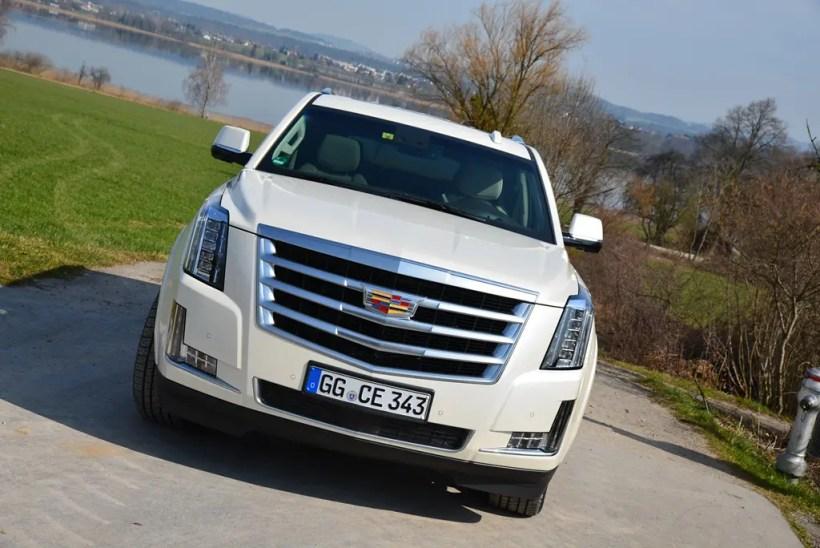 2015 Cadillac Escalade - Fanaticar Magazin
