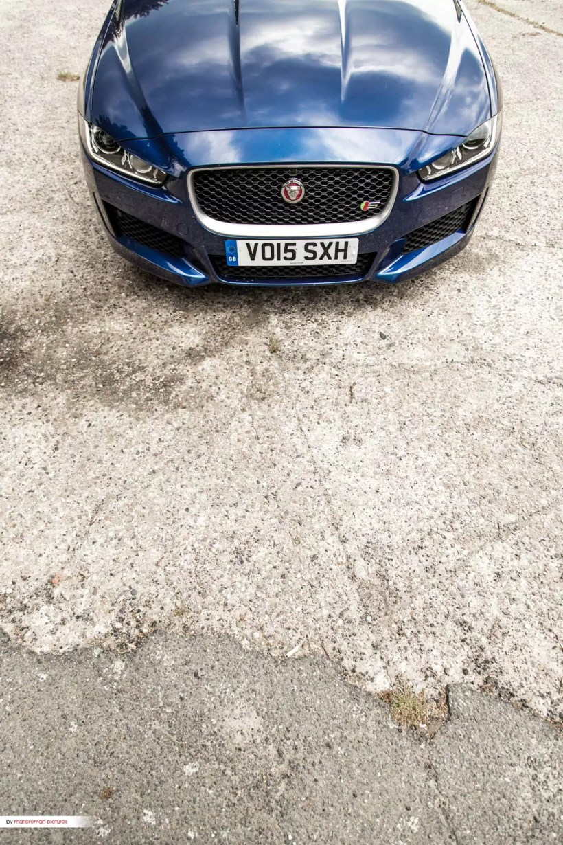 2015 Jaguar XE-S   Fanaticar Magazin