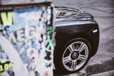Rolls-Royce Wraith |Hedlth