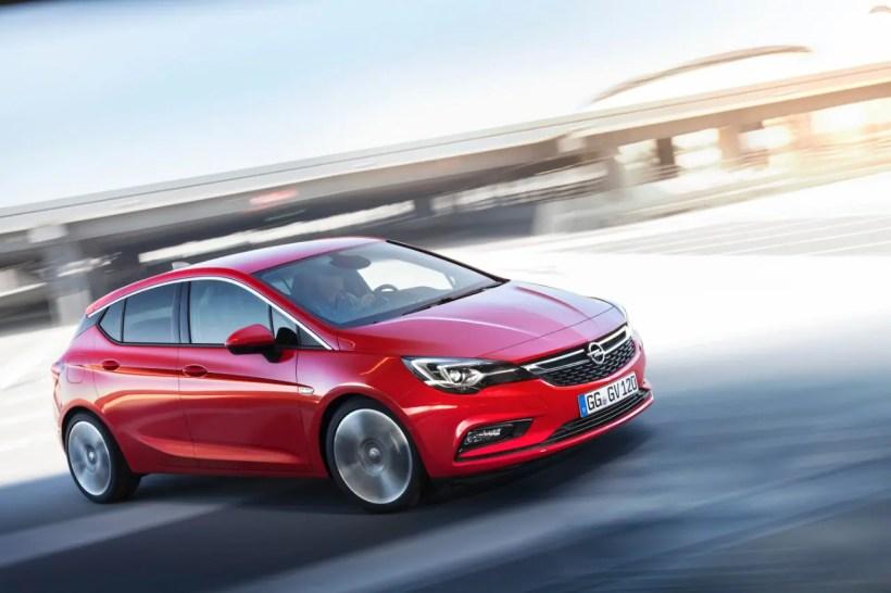 2016 Opel Astra   Fanaticar Magazin