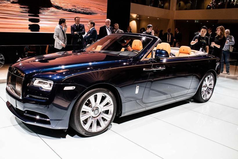 Rolls-Royce Dawn | Fanaticar Magazin