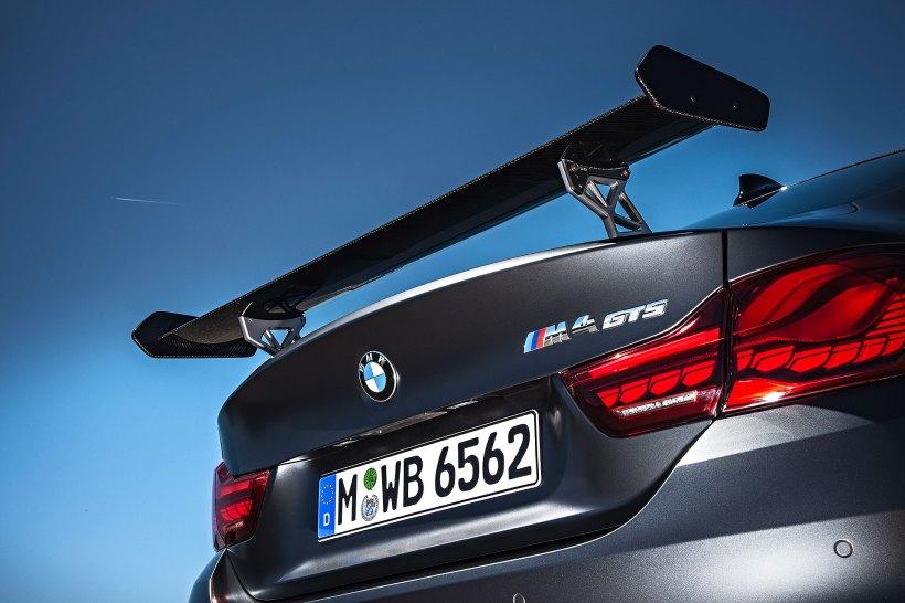 2016 BMW M4 GTS - Fanaticar Magazin