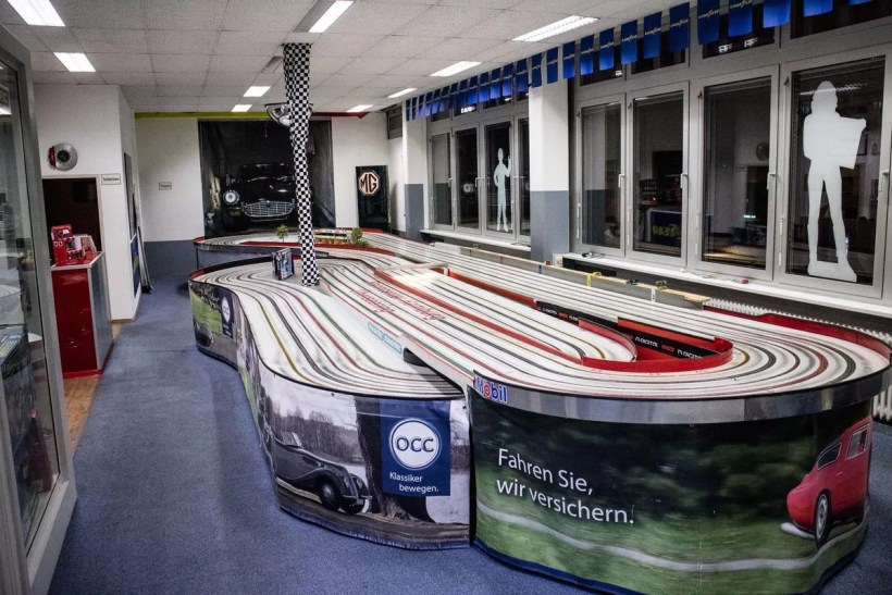 Renncenter Hamburg: Slot-Car Racing