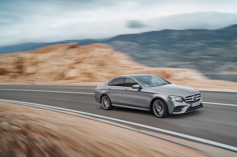 2016 Mercedes-Benz E-Klasse W213 | Fanaticar Magazin