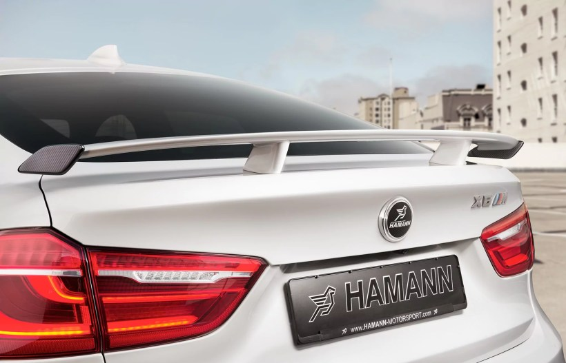Hamann X6 M50D (F16) | Fanaticar Magazin