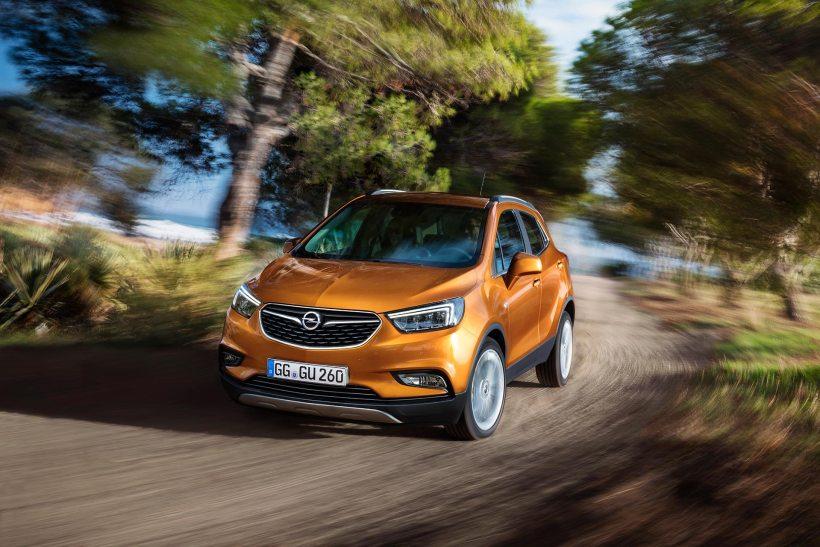 Opel Mokka X | Fanaticar Magazin