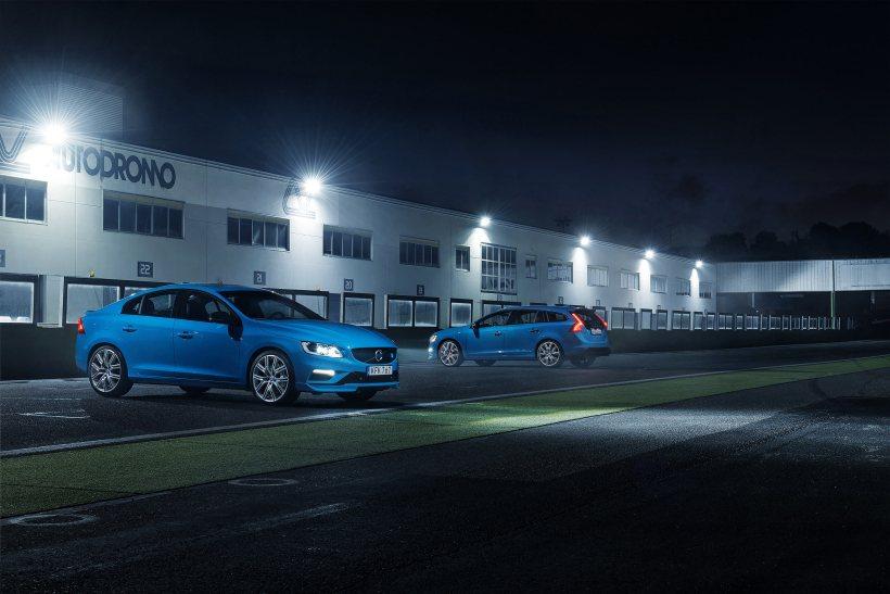 2017 Volvo V60 und S60 Polestar | Fanaticar Magazin