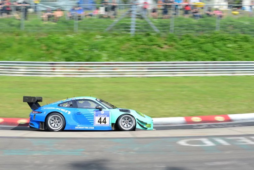 Falken 911 GT3 | Fanaticar Magazin