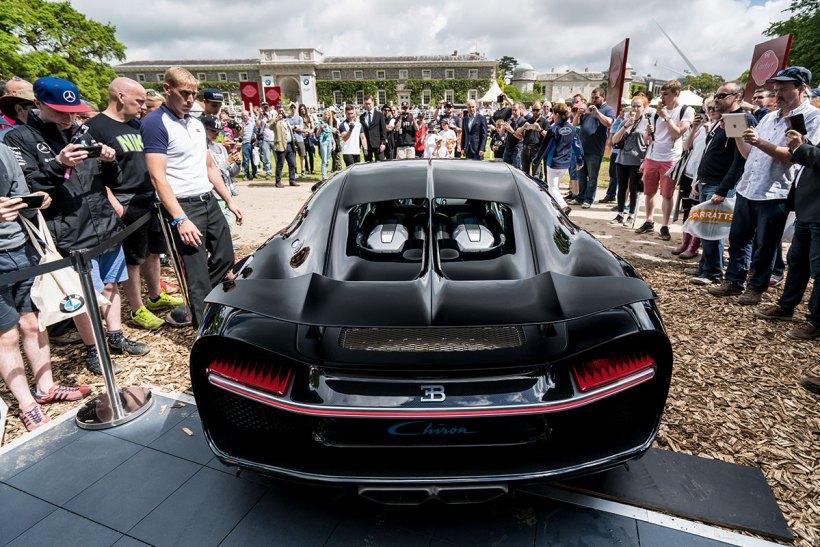 Bugatti Chiron Goodwood Festival of Speed | Fanaticar Magazin