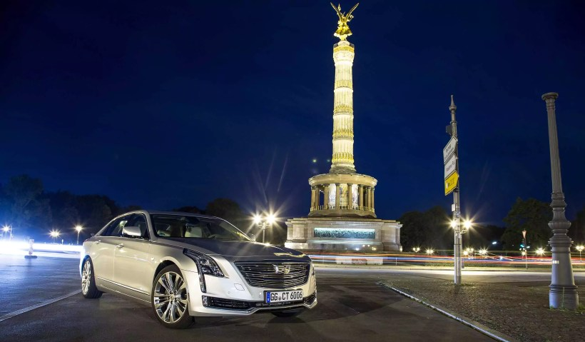 2016 Cadillac CT6   Fanaticar Magazin