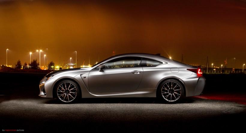 2016 Lexus RC F   Fanaticar Magazin
