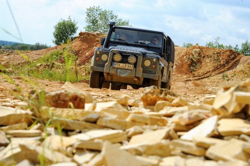 Land Rover Defender Crew Cab